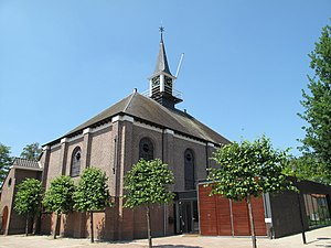 Hardinxveld-Giessendam - Image: Boven Hardinxveld, kerk foto 4 2010 06 27 14.14