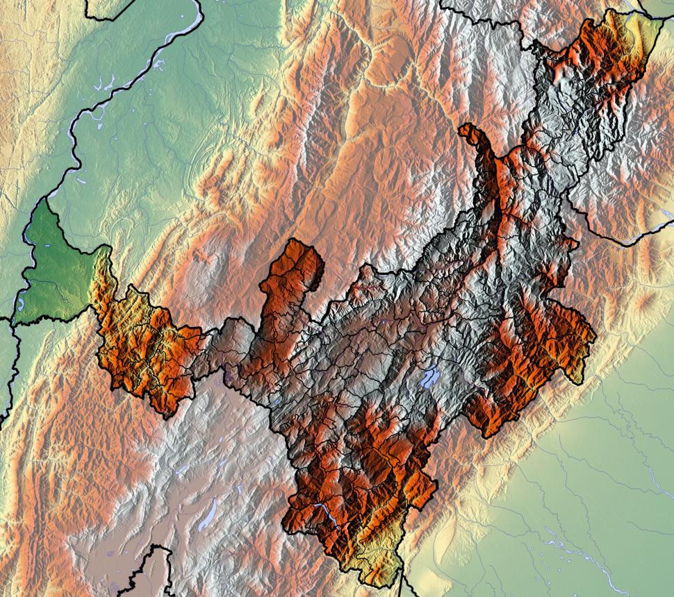 Boyaca Topographic 2