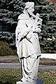 Bozsok, Nepomuki Szent János-szobor 2021 05.jpg