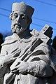 Bozsok, Nepomuki Szent János-szobor 2021 14.jpg