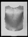 Bröstharnesk, troligen 1700-tal - Livrustkammaren - 19395.tif