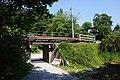 Brücke 1 zwischen Allerheiligenhöfe und Kranebitten 01.jpg