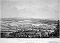 Brattleboro, Vermont from Mount Wantastiquet Lithograph pub. 1856 by Bachelder.jpg