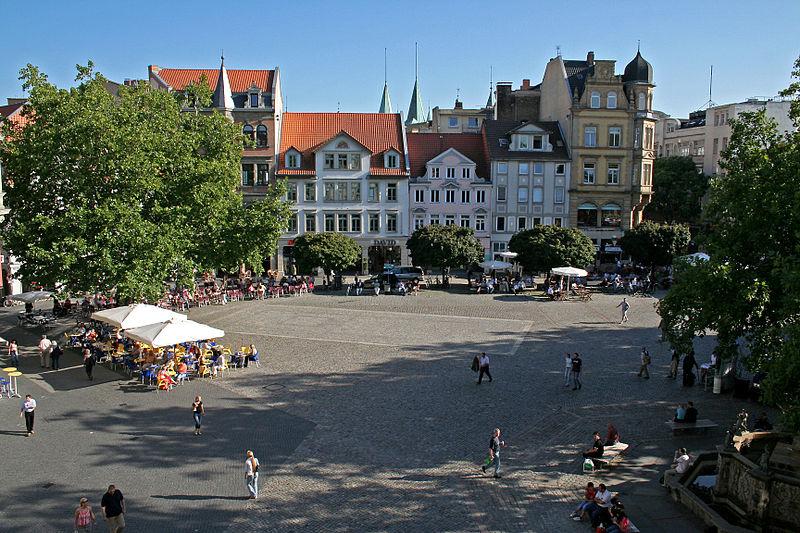 Braunschweig, Kohlmarkt (Wikipedia)