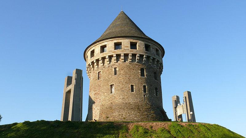 Башня Танги