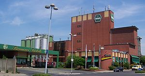 Diebels - Diebels Brewery in Issum
