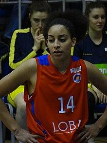 Quipe de france de basket ball f minin en 2018 wikip dia - Coupe d europe de basket feminin ...