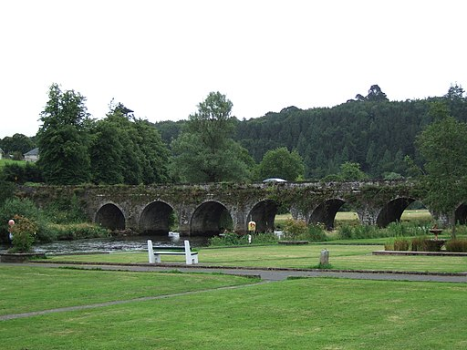 Bridge in Inistioge in 2008