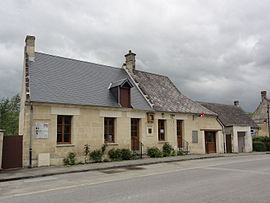 The town hall of Brie