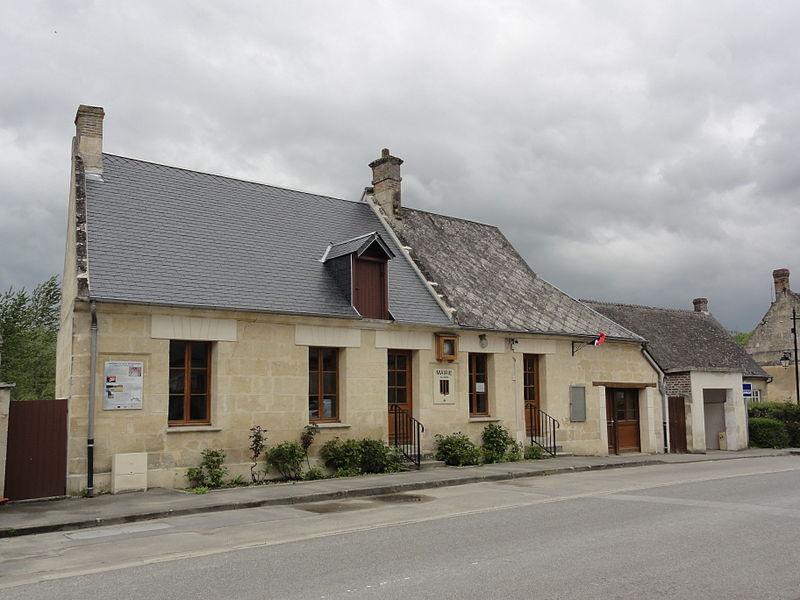 Brie (Aisne) mairie