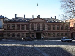 Old Great Square (Turku) - Brinkkala Mansion