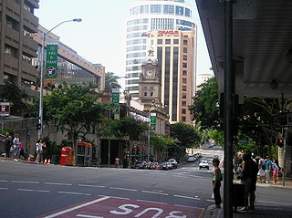 Edward Street, Brisbane street in Brisbane