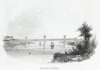 Britannia bridge
