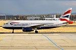 British Airways, G-EUPK, Airbus A319-131 (30313479967).jpg