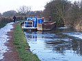 British Waterways at work - Daw End Canal - geograph.org.uk - 899841.jpg