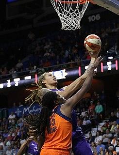 Brittney Griner American basketball player