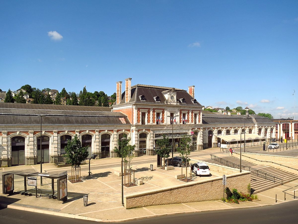 gare de brive la gaillarde wikip dia. Black Bedroom Furniture Sets. Home Design Ideas