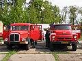 Brno, Řečkovice, depozitář TMB, hasiči - IFA a ZiL (01).jpg