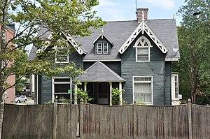Candler Cottage - Image: Brookline MA Candler Cottage