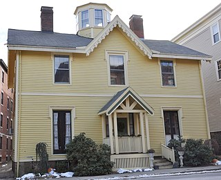 Thomas Aspinwall Davis House
