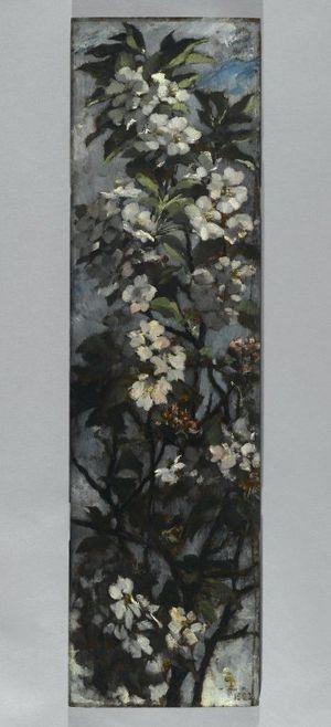 Elizabeth Boott - Image: Brooklyn Museum Apple Blossoms Elizabeth Boott Duveneck