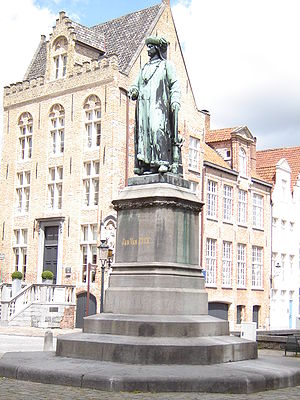 Brugge - Jan Van Eyck 1
