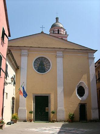 Roman Catholic Diocese of La Spezia-Sarzana-Brugnato - Brugnato Cathedral