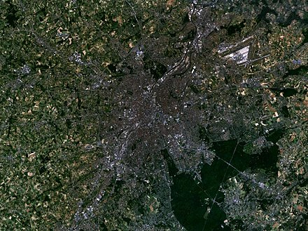 Satellite picture of the Greater Brussels area Brussels 4.35995E 50.84400N.jpg