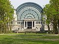 Bruxelles - Aile nord du Palais du Cinquantenaire.JPG