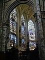 Bruxelles Co-Cathédrale St. Michel & Ste. Gudule Innen Chorfenster 1.jpg