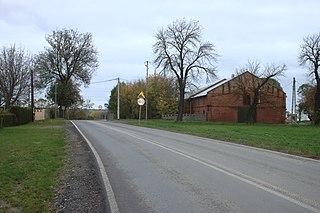 Brzeźnica, Silesian Voivodeship Village in Silesian Voivodeship, Poland