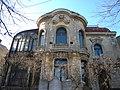Bucuresti, Romania, Str. Henri Coanda (casa Macca - Institutul de Arheologie Vasile Parvan) B-II-m-B-18440 (detaliu 7).JPG