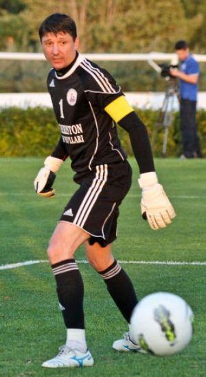 Uzbekistan Footballer of the Year - Pavel Bugalo award winner in 1996, 1997