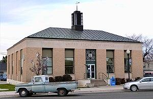 Buhl, Idaho - Buhl Post Office - Buhl Idaho