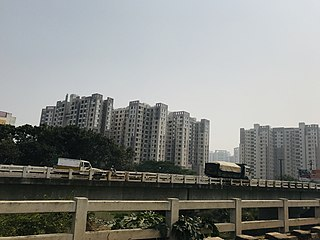 Bhubaneswar Metropolis in Odisha, India