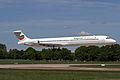 Bulgarian Air Charter take-off.jpg