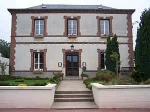 Bullion, Yvelines - Town hall