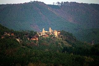 Castles of Dahn