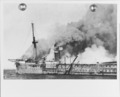 Burning of French Transport Vinh-Long, 16 December 1922 - 19-N-11576.tiff