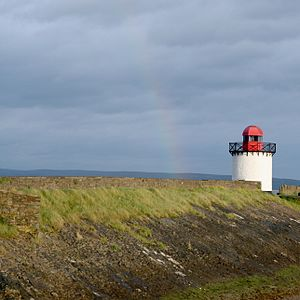 Burry Port - Burry Port Lighthouse.