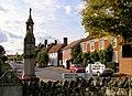 Burwash High Street and War Memorial - geograph.org.uk - 1010520.jpg