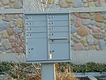 Business letter boxes in Orem, Utah, Mar 16.jpg