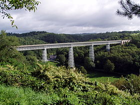 Image illustrative de l'article Viaduc de Busseau