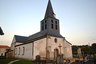 Bussy-le-Château Commune in Grand Est, France