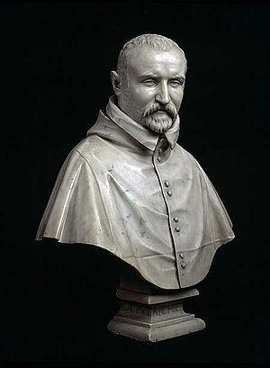 Bust of Carlo Antonio del Pozzo - Image: Bust of Carlo Antonio del Pozzo by Bernini