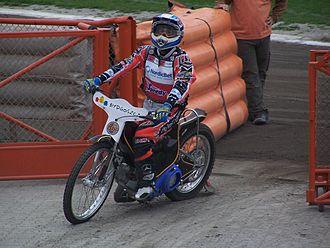 Maciej Janowski - Janowski in Polish SGP.