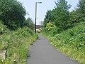 Byker Link Cycle Path Facing North - geograph.org.uk - 197561.jpg