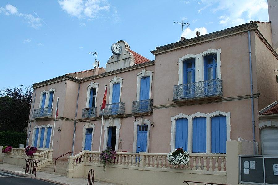 Cébazan (Hérault) - mairie