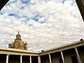 Cúpula de la Catedral de la Ciudad de Córdoba vista desde el Patio del Cabildo.jpg