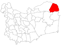 Location of C.A. Rosetti
